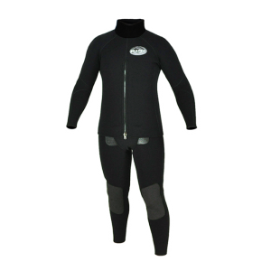 Professional Wetsuit Roll Neck