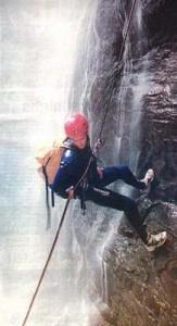 Wetsuit Canyoning